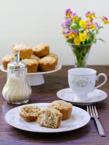 Pecan Muffins | Magnolia Days