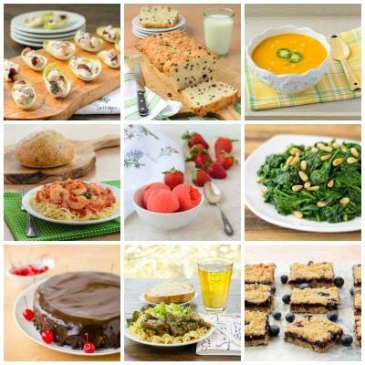 Recipe Collage | Magnolia Days