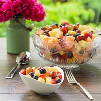Sparkling Summer Fruit Salad