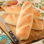 Vienna Hoagie Sandwich Buns | Magnolia Days