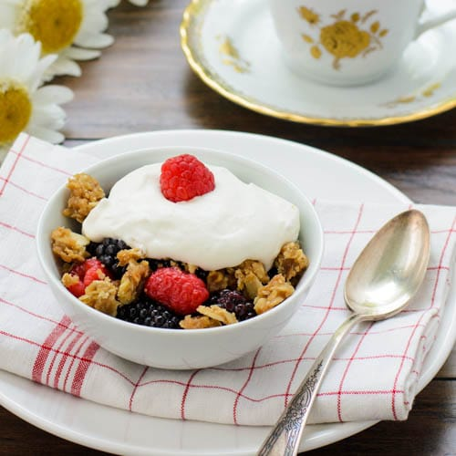 Berry Crumble | Magnolia Days