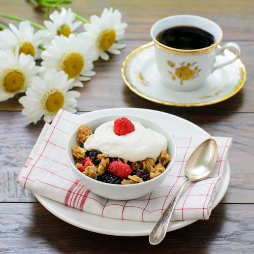 Berry Crumble | Magnolia Days