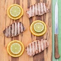 Calypso Pork Chops