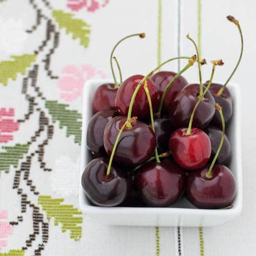 Cherries   Magnolia Days