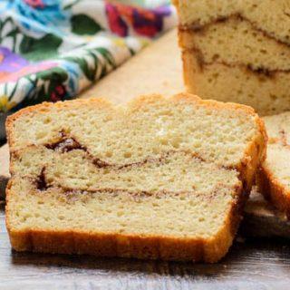 Cinnamon Swirl Quick Bread