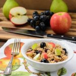 Farro and Fruit Salad | Magnolia Days
