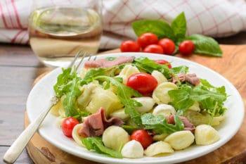Roast Beef Pasta Salad | Magnolia Days