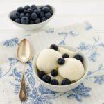 Vanilla Frozen Yogurt | Magnolia Days
