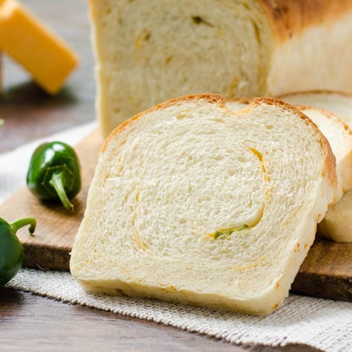 Cheddar Jalapeno Sourdough Bread for #TwelveLoaves
