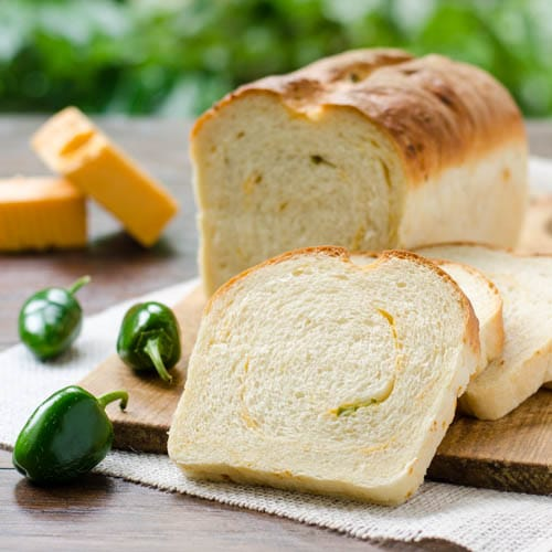 Cheddar Jalapeno Sourdough Bread | Magnolia Days