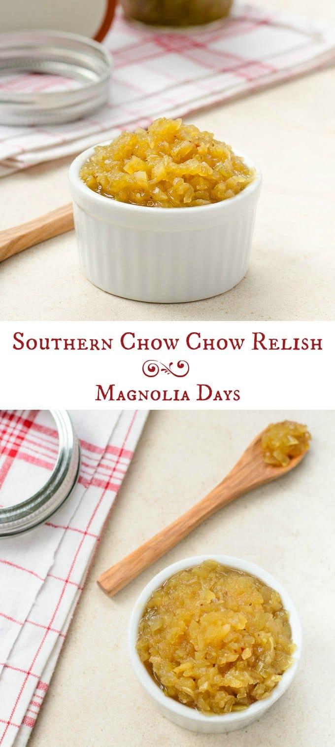 Chow Chow Relish