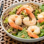 Shrimp Soba Noodle Salad | Magnolia Days