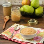 Spiced Pear Sauce | Magnolia Days