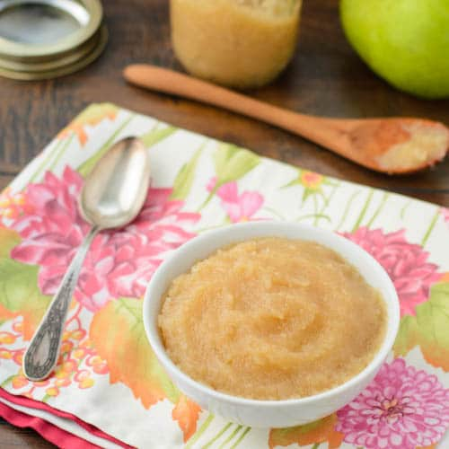 Spiced Pear Sauce   Magnolia Days