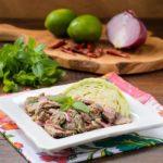 Spicy Thai Beef Salad   Magnolia Days