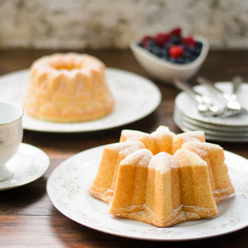 Little Bundt Pound Cakes | Magnolia Days