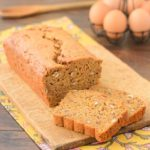 Sweet Potato Quick Bread | Magnolia Days