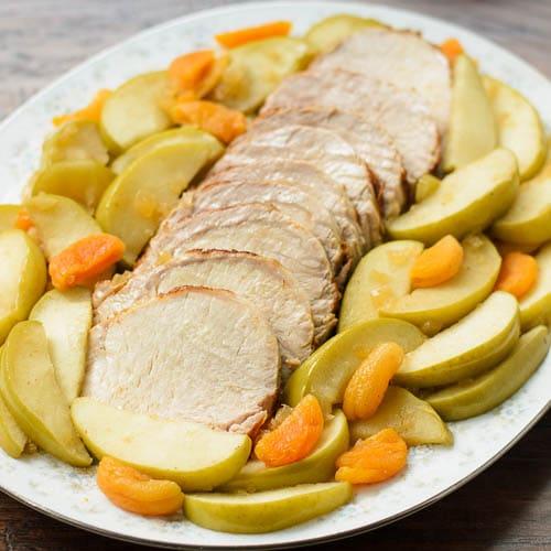 Apple Cider Braised Pork Roast | Magnolia Days