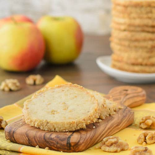 Apple Walnut Cream Cheese Cookies | Magnolia Days