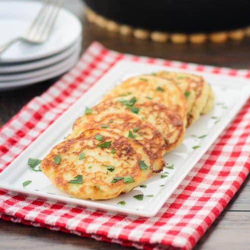 Potato Pancakes | Magnolia Days
