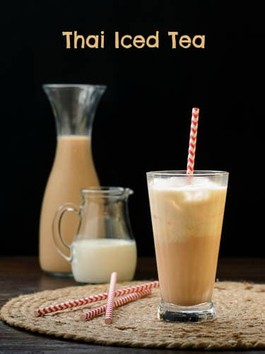 Thai Iced Tea Recipe | Magnolia Days
