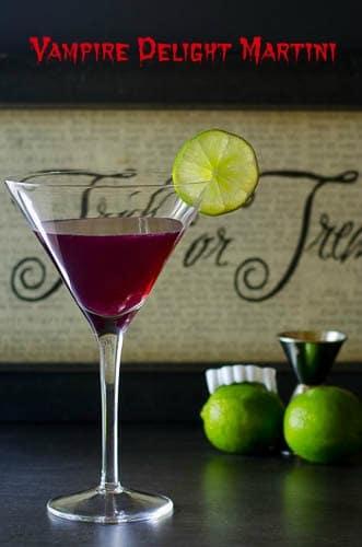 Vampire Delight Martini   Magnolia Days