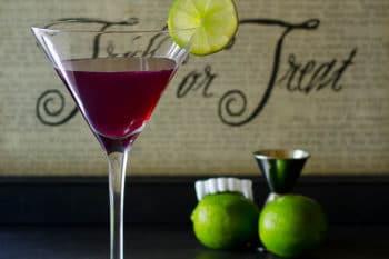 Vampire Delight Martini | Magnolia Days