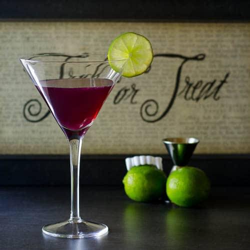 Vampire Delight Martini
