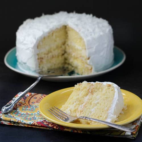 Coconut Cake | Magnolia Days