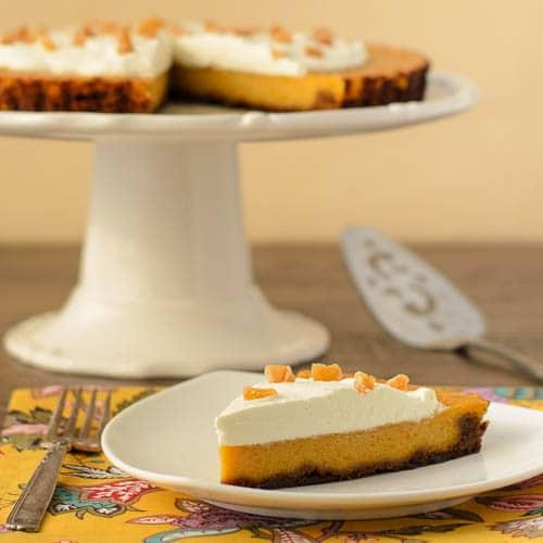 Gingered Butternut Squash Tart   Magnolia Days