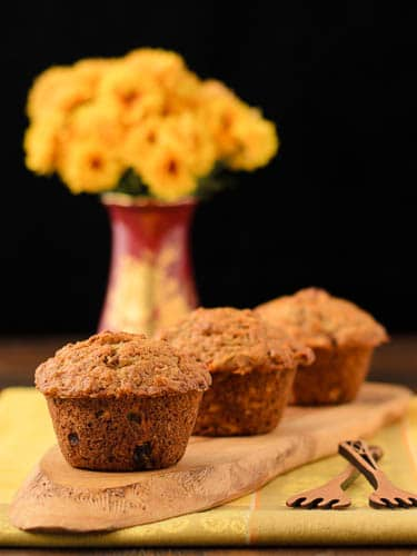 Golden Morning Glory Muffins | Magnolia Days