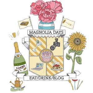 Magnolia Days Family Crest