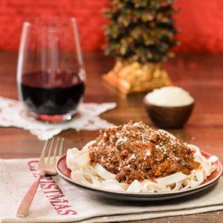 Short Ribs with Pasta | Magnolia Days