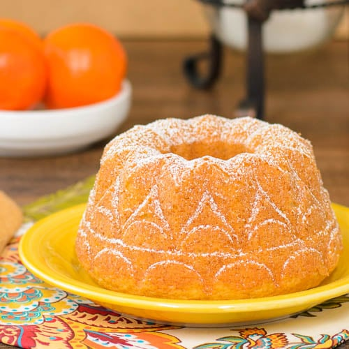 Tangerine Yogurt Cake | Magnolia Days