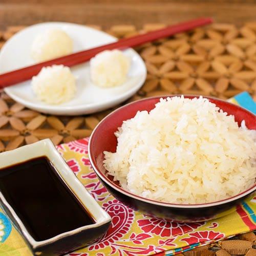 Thai Sticky Rice   Magnolia Days