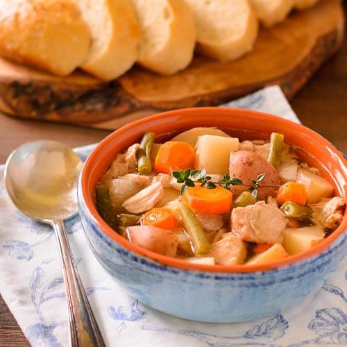 Turkey Stew for #SundaySupper