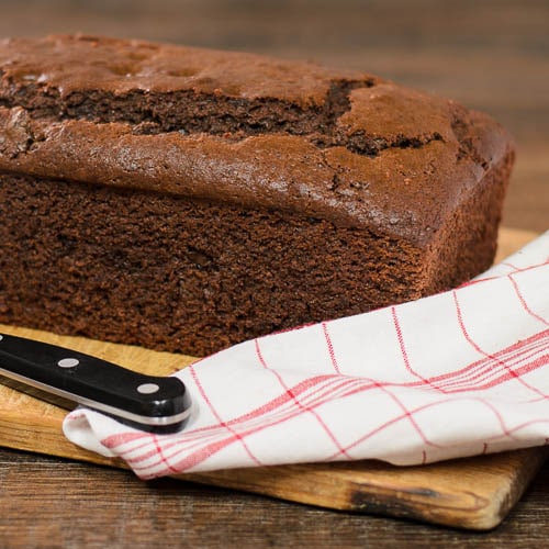 Buttermilk Chocolate Quick Bread | Magnolia Days