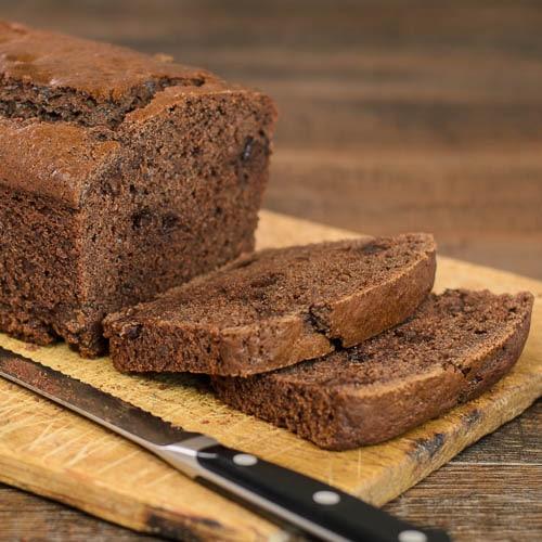 Buttermilk Chocolate Quick Bread | Magnolia Days