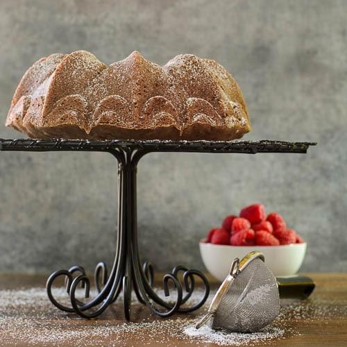 Chocolate Fudge Cake   Magnolia Days