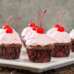 Chocolate Kirsch Cupcakes | Magnolia Days