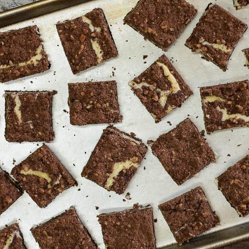 Chocolate Streusel Bars   Magnolia Days