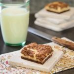 Chocolate Streusel Bars | Magnolia Days