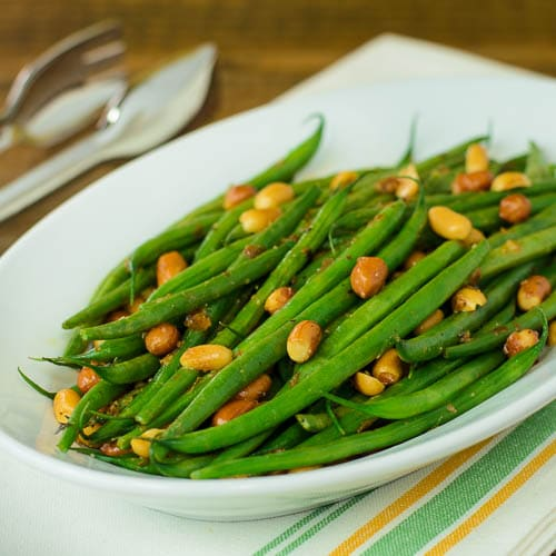 how to make creole green beans