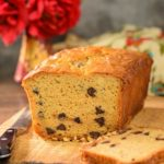 Peanut Butter Chocolate Chip Quick Bread | Magnolia Days