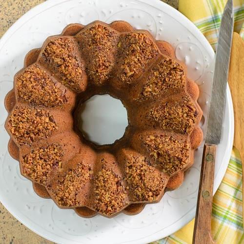 Sweet Potato Pound Cake | Magnolia Days