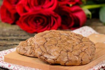 Chocolate Pecan Bourbon Cookies | Magnolia Days