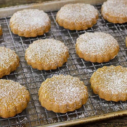 Cinnamon and Piloncillo Cookies   Magnolia Days