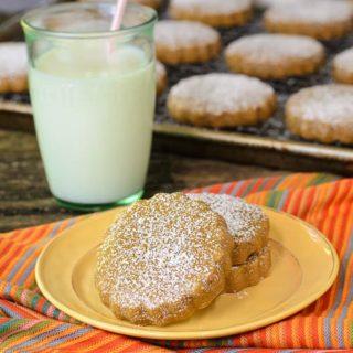 Cinnamon and Piloncillo Cookies