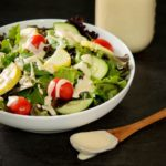 Creamy Lemon Tahini Dressing | Magnolia Days
