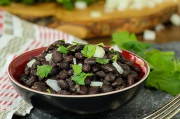Cuban Black Beans | Magnolia Days